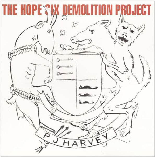 Viniluri VINIL Universal Records PJ Harvey - The Hope Six Demolition ProjectVINIL Universal Records PJ Harvey - The Hope Six Demolition Project
