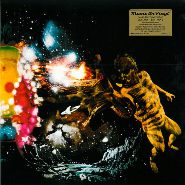 Viniluri VINIL Universal Records Santana - Santana 3VINIL Universal Records Santana - Santana 3