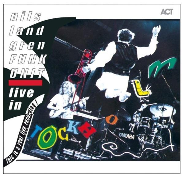 Viniluri VINIL ACT Nils Landgren Funk: Live In StockholmVINIL ACT Nils Landgren Funk: Live In Stockholm