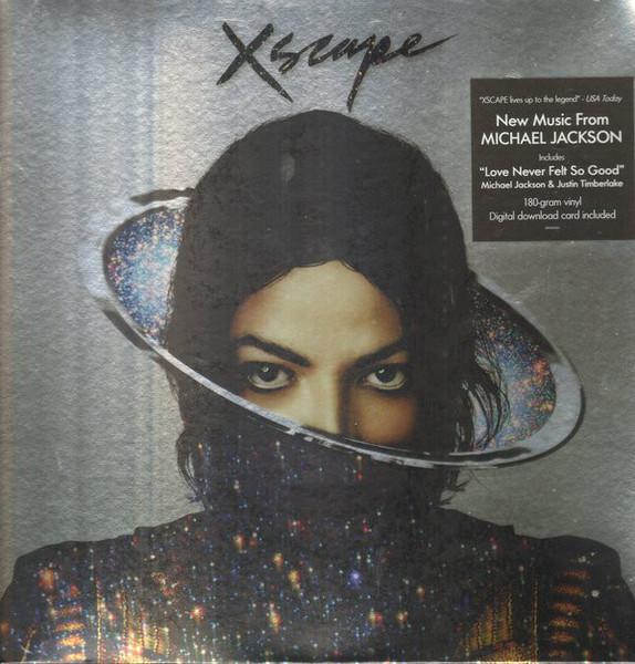 Viniluri VINIL Universal Records Michael Jackson - XscapeVINIL Universal Records Michael Jackson - Xscape