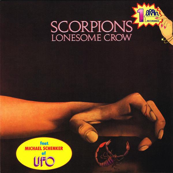 Viniluri VINIL Universal Records Scorpions - Lonesome CrowVINIL Universal Records Scorpions - Lonesome Crow