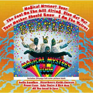 Viniluri VINIL Universal Records The Beatles - Magical Mystery TourVINIL Universal Records The Beatles - Magical Mystery Tour