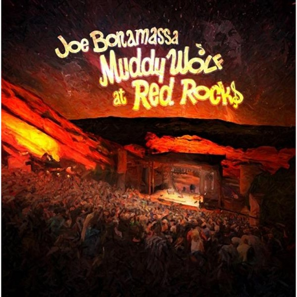 Viniluri VINIL Universal Records Joe Bonamassa - Muddy Wolf At Red RocksVINIL Universal Records Joe Bonamassa - Muddy Wolf At Red Rocks