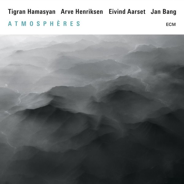 Muzica CD CD ECM Records Tigran Hamasyan: AtmospheresCD ECM Records Tigran Hamasyan: Atmospheres