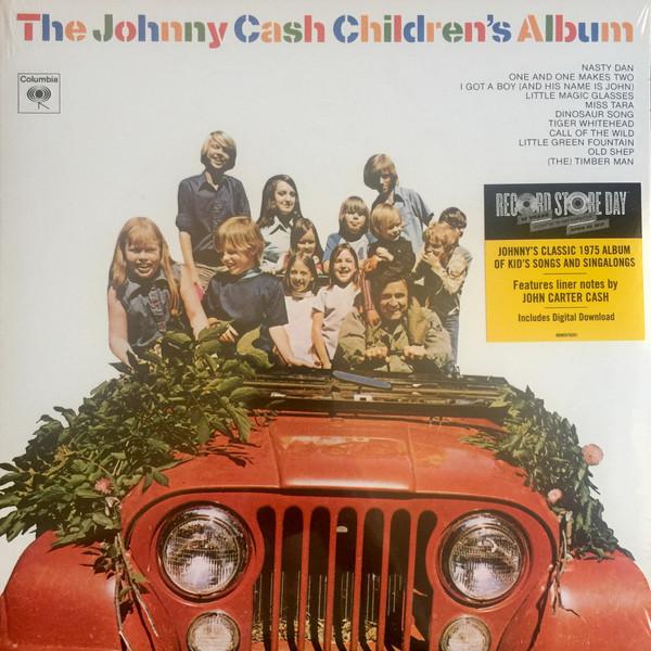 Viniluri VINIL Universal Records Johnny Cash - The Johnny Cash Children's AlbumVINIL Universal Records Johnny Cash - The Johnny Cash Children's Album