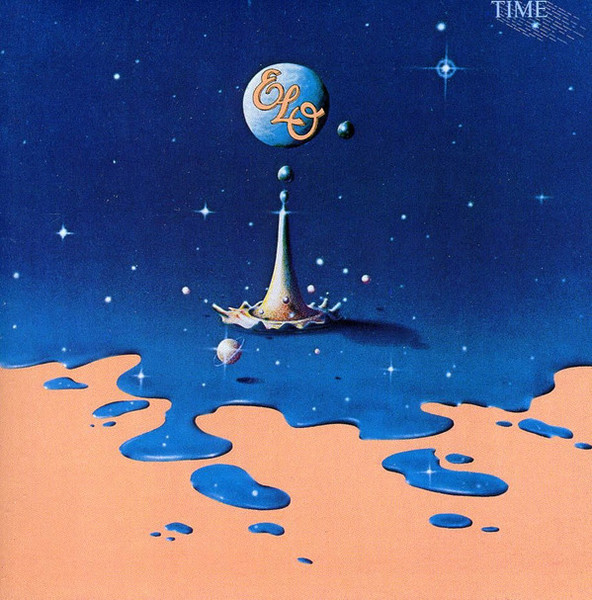 Viniluri VINIL Universal Records Electric Light Orchestra (ELO) - TimeVINIL Universal Records Electric Light Orchestra (ELO) - Time