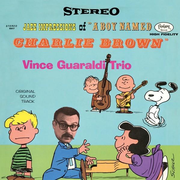 Viniluri VINIL Universal Records Vince Guaraldi Trio - Jazz Impressions Of A Boy Named Charlie BrownVINIL Universal Records Vince Guaraldi Trio - Jazz Impressions Of A Boy Named Charlie Brown