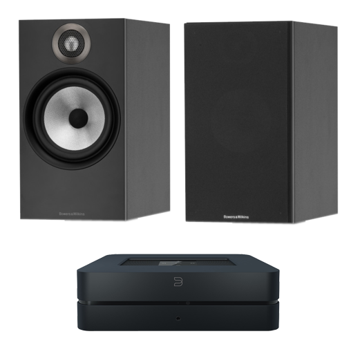Pachete PROMO STEREO Pachet PROMO Bowers & Wilkins 606 + Bluesound Powernode 2i V2Pachet PROMO Bowers & Wilkins 606 + Bluesound Powernode 2i V2