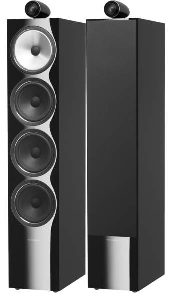 Boxe Bowers & Wilkins 702 S2Boxe Bowers & Wilkins 702 S2