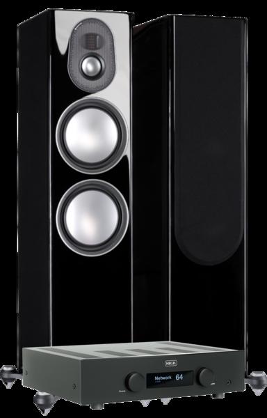 Pachete PROMO STEREO Pachet PROMO Monitor Audio Gold 300 (5G) + Hegel H190Pachet PROMO Monitor Audio Gold 300 (5G) + Hegel H190