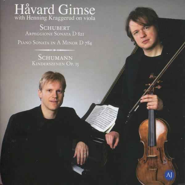 Muzica CD Naim Havard Gimse, Henning Kraggerud: Schubert, SchumannCD Naim Havard Gimse, Henning Kraggerud: Schubert, Schumann