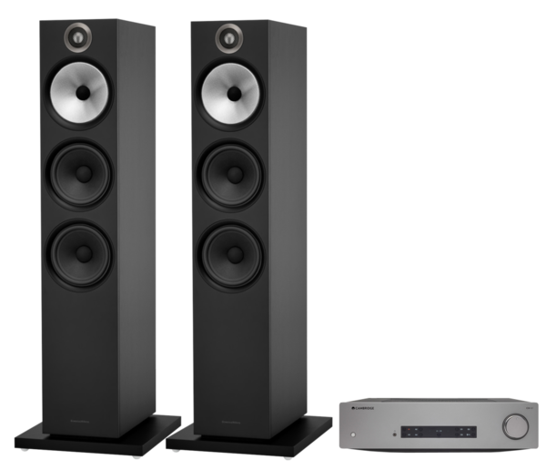 Pachete PROMO STEREO Pachet PROMO Bowers & Wilkins 603 + Cambridge Audio CXA81Pachet PROMO Bowers & Wilkins 603 + Cambridge Audio CXA81