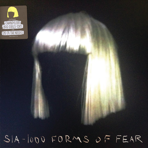 Viniluri VINIL Universal Records Sia - 1000 Forms Of FearVINIL Universal Records Sia - 1000 Forms Of Fear