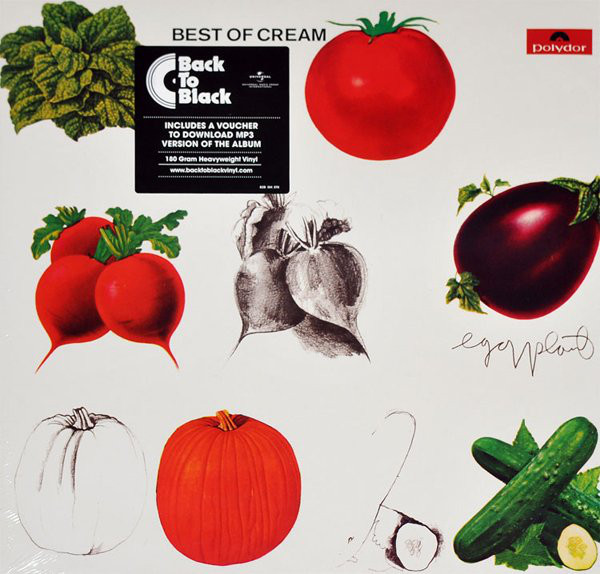 Viniluri VINIL Universal Records Cream - Best Of CreamVINIL Universal Records Cream - Best Of Cream