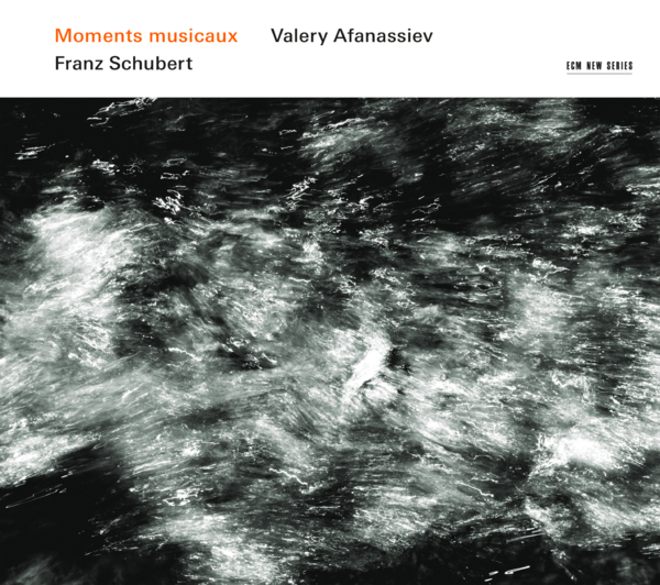 Muzica CD CD ECM Records Valery Afanassiev - Franz Schubert: Moments MusicauxCD ECM Records Valery Afanassiev - Franz Schubert: Moments Musicaux