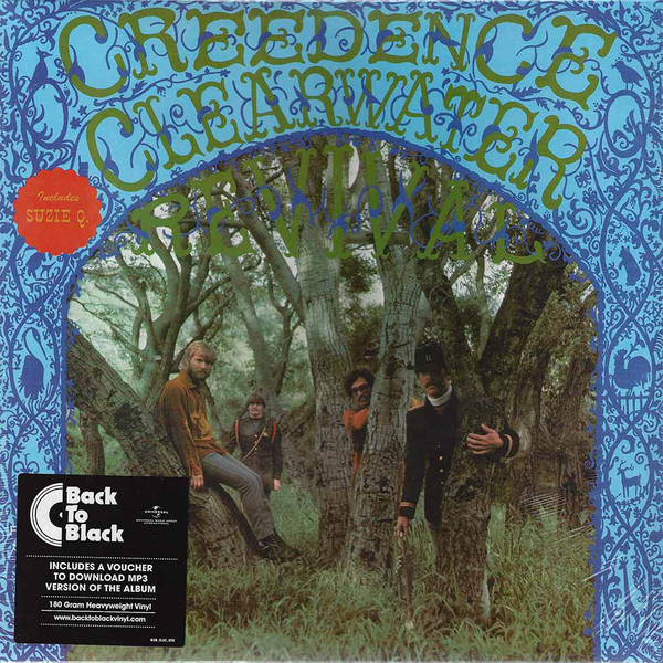 Viniluri VINIL Universal Records Creedence Clearwater RevivalVINIL Universal Records Creedence Clearwater Revival