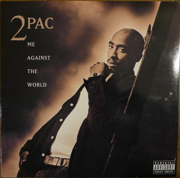 Viniluri VINIL Universal Records 2Pac - Me Against The WorldVINIL Universal Records 2Pac - Me Against The World
