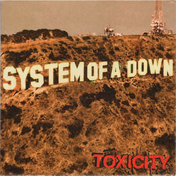 Viniluri VINIL Universal Records System Of A Down - ToxicityVINIL Universal Records System Of A Down - Toxicity