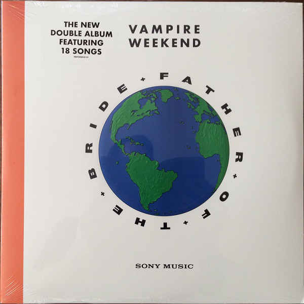Viniluri VINIL Universal Records Vampire Weekend - Father Of The BrideVINIL Universal Records Vampire Weekend - Father Of The Bride