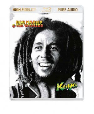 DVD & Bluray BLURAY Universal Records Bob Marley & The Wailers - Kaya BluRay AudioBLURAY Universal Records Bob Marley & The Wailers - Kaya BluRay Audio