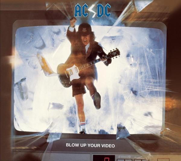 Viniluri VINIL Universal Records AC/DC - Blow Up Your VideoVINIL Universal Records AC/DC - Blow Up Your Video