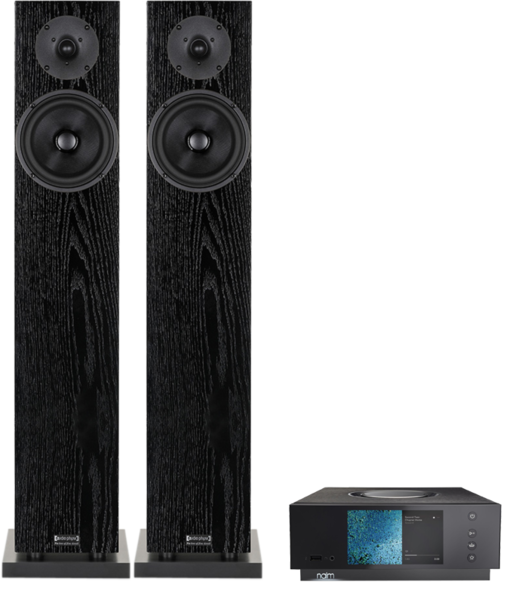 Pachete PROMO STEREO Pachet PROMO Audio Physic Classic 5 + Naim Uniti AtomPachet PROMO Audio Physic Classic 5 + Naim Uniti Atom