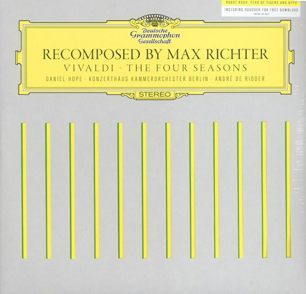 Viniluri VINIL Deutsche Grammophon (DG) Max Richter: Vivaldi - The Four Seasons ( Recomposed By Max Richter)VINIL Deutsche Grammophon (DG) Max Richter: Vivaldi - The Four Seasons ( Recomposed By Max Richter)