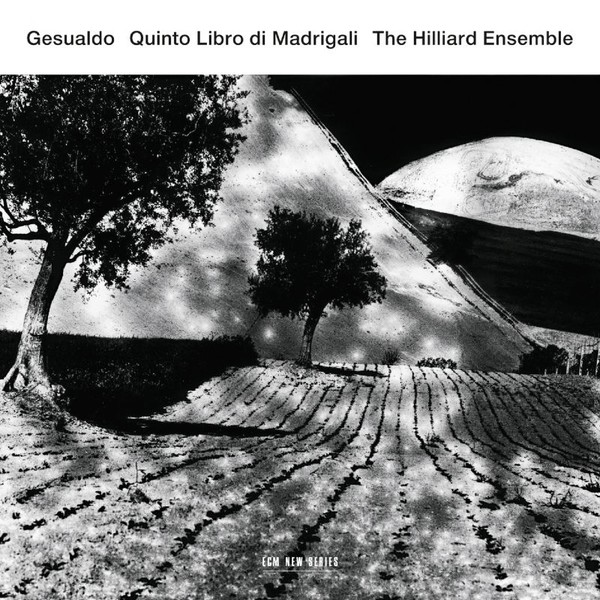 Muzica CD CD ECM Records Hilliard Ensemble - Gesualdo: Quinto Libero Di MadrigaliCD ECM Records Hilliard Ensemble - Gesualdo: Quinto Libero Di Madrigali