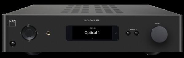 DAC-uri NAD C 658NAD C 658