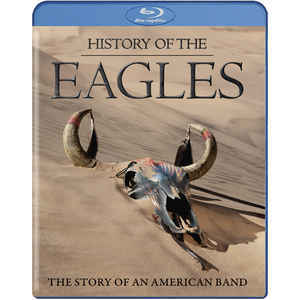 DVD & Bluray BLURAY Universal Records Eagles - History Of The EaglesBLURAY Universal Records Eagles - History Of The Eagles