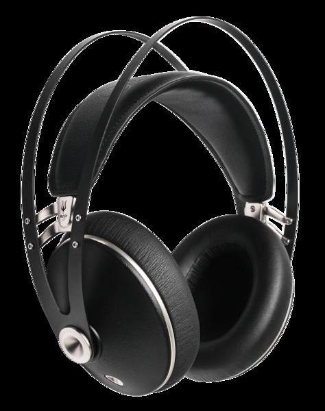 Casti Hi-Fi - pentru audiofili Casti Hi-Fi Meze 99 Neo Black Silver ResigilatCasti Hi-Fi Meze 99 Neo Black Silver Resigilat