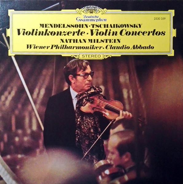 Viniluri VINIL Universal Records Mendelssohn, Tschaikowsky - Violinkonzerte ( Milstein, Abbado, Wiener )VINIL Universal Records Mendelssohn, Tschaikowsky - Violinkonzerte ( Milstein, Abbado, Wiener )