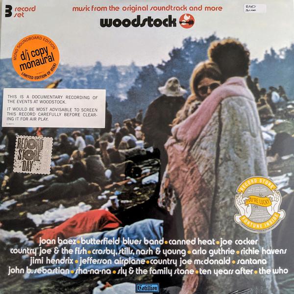 Viniluri VINIL Universal Records WoodstockVINIL Universal Records Woodstock