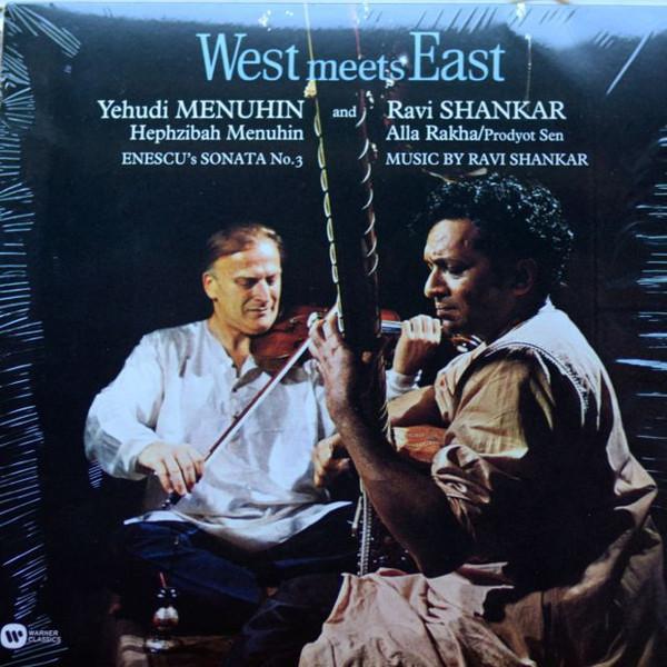 Viniluri VINIL Universal Records Yehudi Menuhin And Ravi Shankar - West Meets EastVINIL Universal Records Yehudi Menuhin And Ravi Shankar - West Meets East