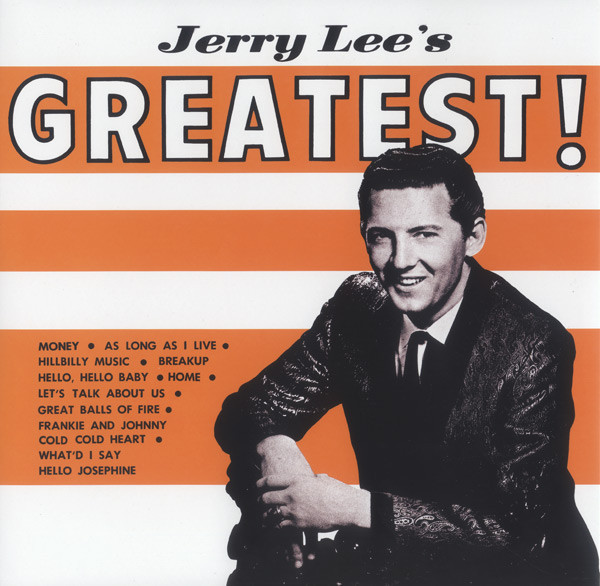 Viniluri VINIL Universal Records Jerry Lee Lewis - Greatest HitsVINIL Universal Records Jerry Lee Lewis - Greatest Hits