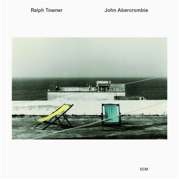 Viniluri VINIL ECM Records Ralph Towner / John Abercrombie: Five Years LaterVINIL ECM Records Ralph Towner / John Abercrombie: Five Years Later