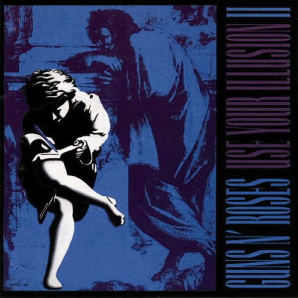 Viniluri VINIL Universal Records Guns And Roses - Use Your Illusion IIVINIL Universal Records Guns And Roses - Use Your Illusion II