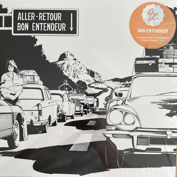 Viniluri VINIL Universal Records Bon Entendeur - Aller - RetourVINIL Universal Records Bon Entendeur - Aller - Retour