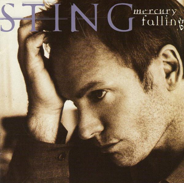 Viniluri VINIL Universal Records Sting - Mercury FallingVINIL Universal Records Sting - Mercury Falling