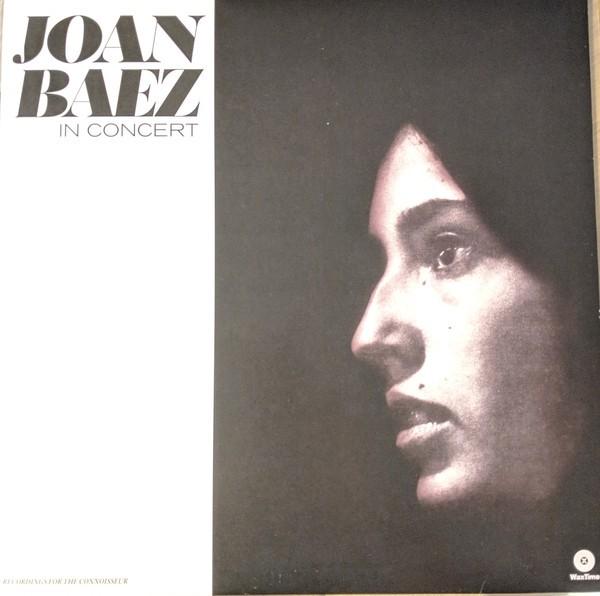 Viniluri VINIL Universal Records Joan Baez - In ConcertVINIL Universal Records Joan Baez - In Concert