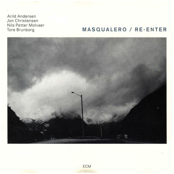 Viniluri VINIL ECM Records Masqualero: Re-EnterVINIL ECM Records Masqualero: Re-Enter