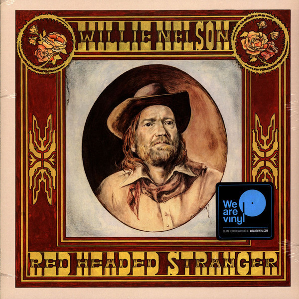 Viniluri VINIL Universal Records Willie Nelson - Red Headed StrangerVINIL Universal Records Willie Nelson - Red Headed Stranger