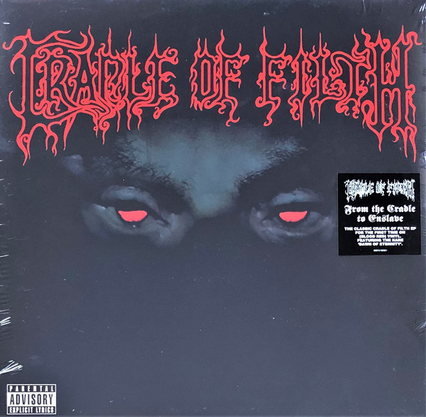 Viniluri VINIL Universal Records Cradle Of Filth - From The Cradle To EnslaveVINIL Universal Records Cradle Of Filth - From The Cradle To Enslave