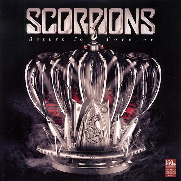 Viniluri VINIL Universal Records Scorpions - Return To ForeverVINIL Universal Records Scorpions - Return To Forever