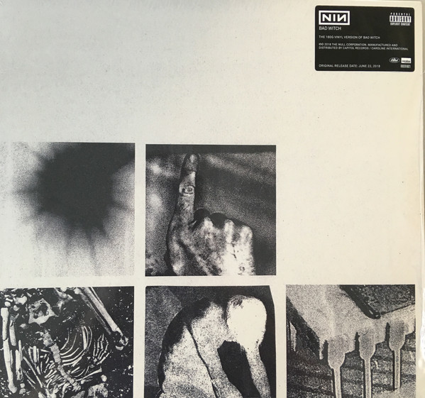 Viniluri VINIL Universal Records Nine Inch Nails - Bad WitchVINIL Universal Records Nine Inch Nails - Bad Witch