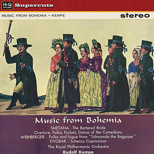 Viniluri VINIL Universal Records Smetana / Weinberger / Dvorak, Kempe - Music From BohemiaVINIL Universal Records Smetana / Weinberger / Dvorak, Kempe - Music From Bohemia