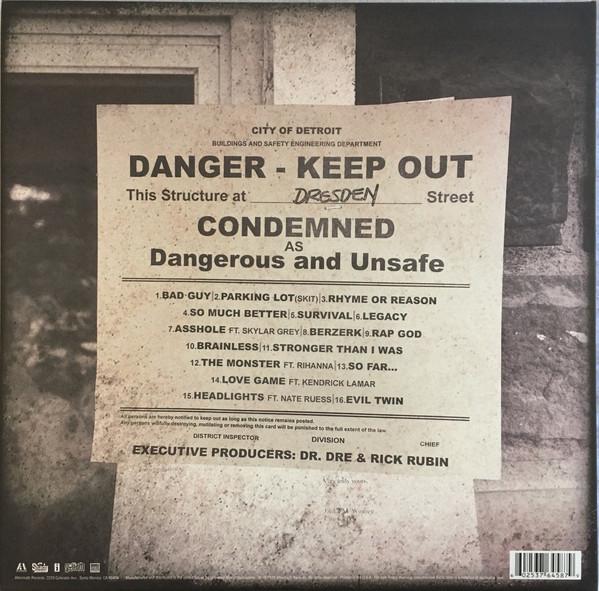 Viniluri VINIL Universal Records Eminem - The Marshall Mather LP2VINIL Universal Records Eminem - The Marshall Mather LP2
