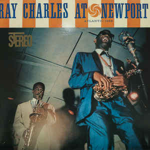 Viniluri VINIL Universal Records Ray Charles-At Newport (180gVINIL Universal Records Ray Charles-At Newport (180g