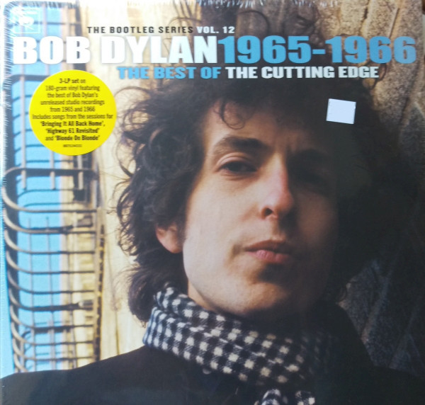Viniluri VINIL Universal Records Bob Dylan - The Best Of The Cutting Edge 1965-1966VINIL Universal Records Bob Dylan - The Best Of The Cutting Edge 1965-1966