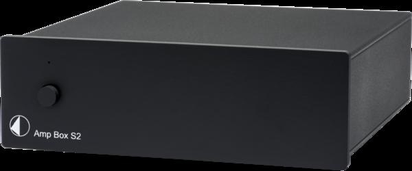 Amplificatoare de putere Amplificator ProJect Amp Box S2 Negru ResigilatAmplificator ProJect Amp Box S2 Negru Resigilat